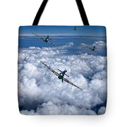 Hurricanes On Your Tail Tote Bag