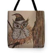 Hush Now Little One Tote Bag