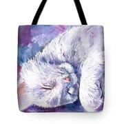 Hushabye Kitten Tote Bag
