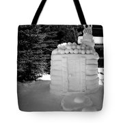 Hut Tote Bag