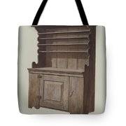 Hutch Dresser Tote Bag