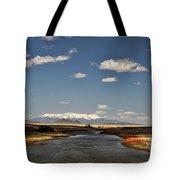 Hwy 142 Rio Grande River Tote Bag