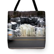 Hwy Ice   Tote Bag