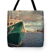Hyannis Harbor Cape Cod Massachusetts Tote Bag