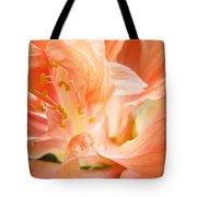 Hybiscus Interior Tote Bag