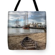 Hyde St.pier, San Francisco Tote Bag