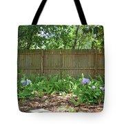 Hydrangea Bushes Tote Bag