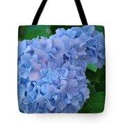 Hydrangea Floral Flowers Art Prints Baslee Troutman Tote Bag