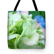 Hydrangea Flowers Art Prints Floral Gardens Gliclee Baslee Troutman Tote Bag