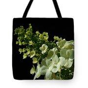 Hydrangea Formal Study Landscape Tote Bag