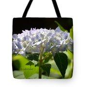 Hydrangea Four Tote Bag