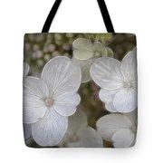 Hydrangea Fractalius Tote Bag
