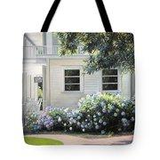 Hydrangea Heaven Tote Bag