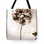 Hydrangea Interest Tote Bag