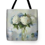 Hydrangeas For Susan Tote Bag