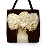 Hydrangeas In Sepia Tote Bag