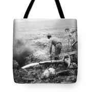 Hydraulic Gold Mining C. 1889 - S. Dakota Tote Bag