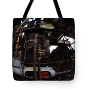 Hydraulic-mechanical Managerie Tote Bag
