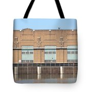 Hydro Electric Power  Tote Bag