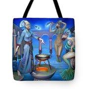 Hydromeda's Kitchen Tote Bag