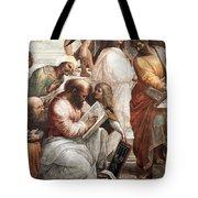 Hypatia Of Alexandria, Mathematician Tote Bag
