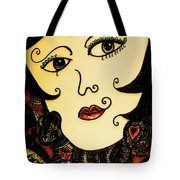 Hypnotic Beauty Tote Bag