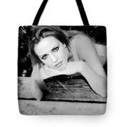 Hypnotic Eyes Tote Bag