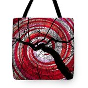 Hypnotic Nature Tote Bag