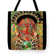 Hypnotizing Child Tote Bag