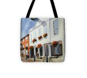 Hythe Town Hall Tote Bag