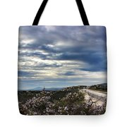 I-8 Highway Tote Bag