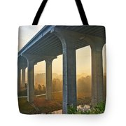 I-80 In Cuyahoga Valley National Park Tote Bag
