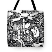 I Also Had Who Also Smiled At Me Tote Bag