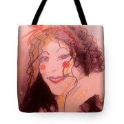 I Am A Clown  Tote Bag