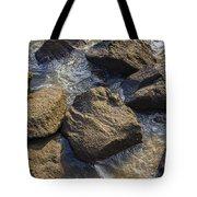 I Am A Rock Tote Bag
