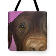 I Am Being Really Good Tote Bag