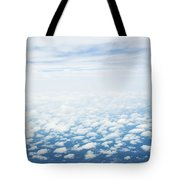 I Am From Above Tote Bag