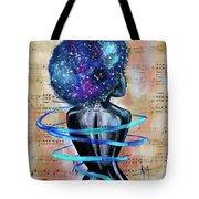 I Am Her... She Is Me Tote Bag