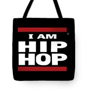 I Am Hiphop Tote Bag