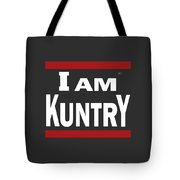 I Am Kuntry Tote Bag