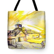 I Am Leaving Spain Now Tote Bag