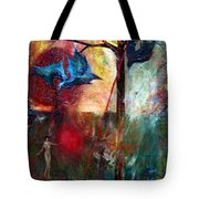 I Am Near You  Tote Bag