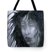 I Am Thoughtful Today  Tote Bag