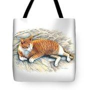 I Am Tiger Tote Bag