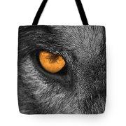 I Am Wolf Tote Bag