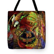 I Am Women  Tote Bag by Joseph Mosley