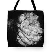 I Beg Tote Bag