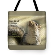 I Can Do It Tote Bag