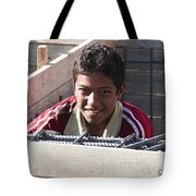 I Can Only Go Up From Here Tote Bag
