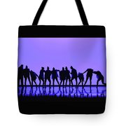 I Don't Let You Down Tote Bag